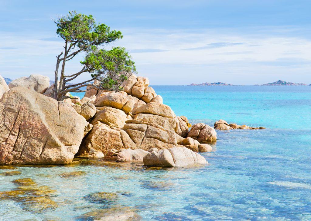 Spiaggia di Capriccioli Costa Smeralda 1