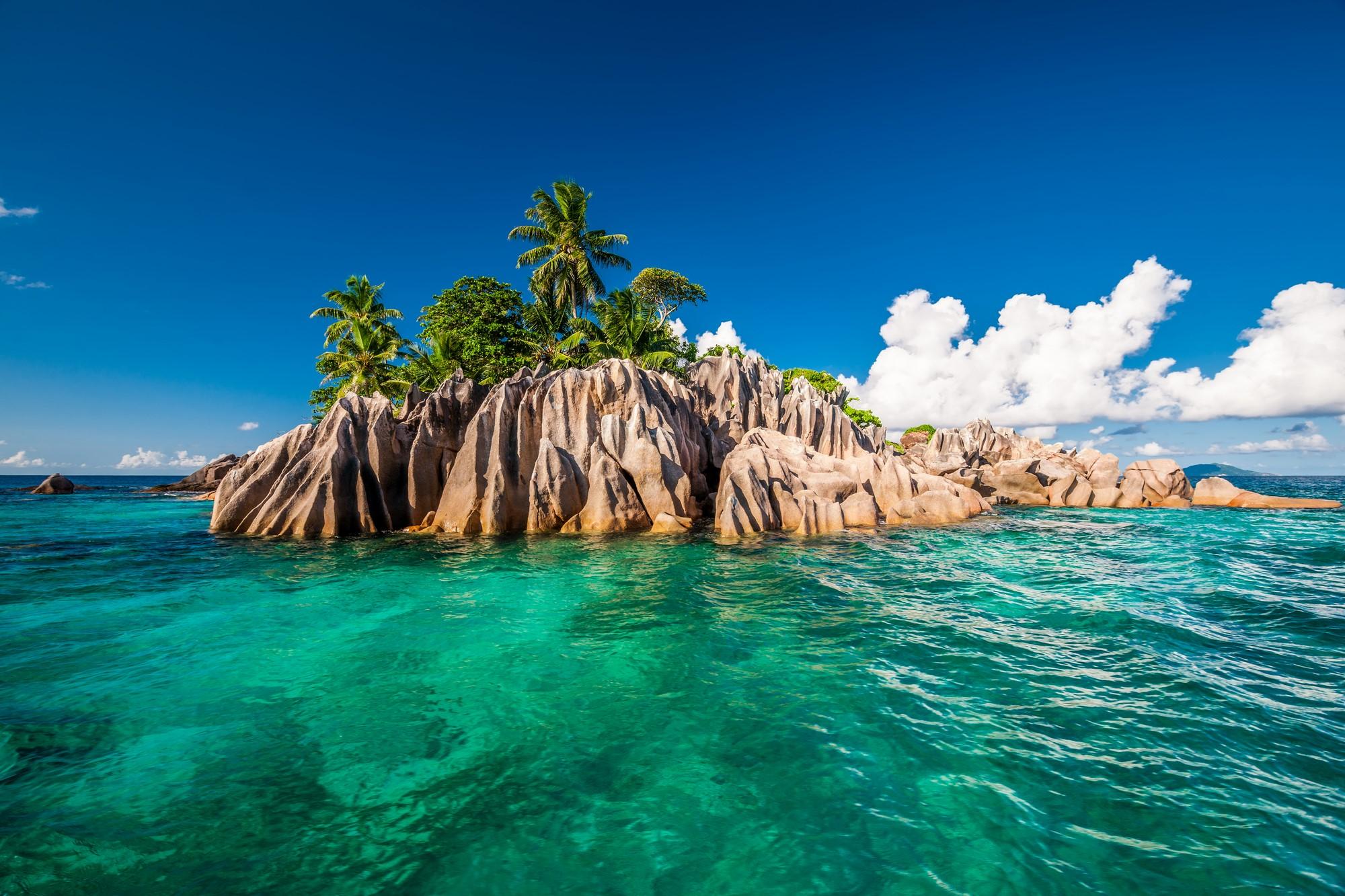 Le isole delle Seychelles