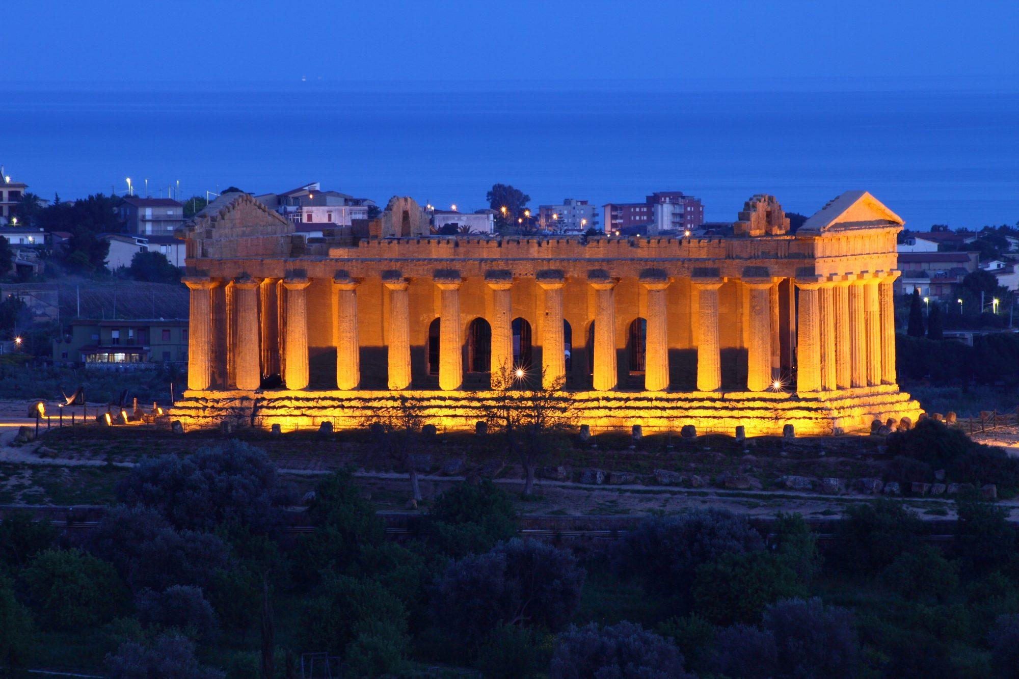 Agrigento – La Valle dei Templi