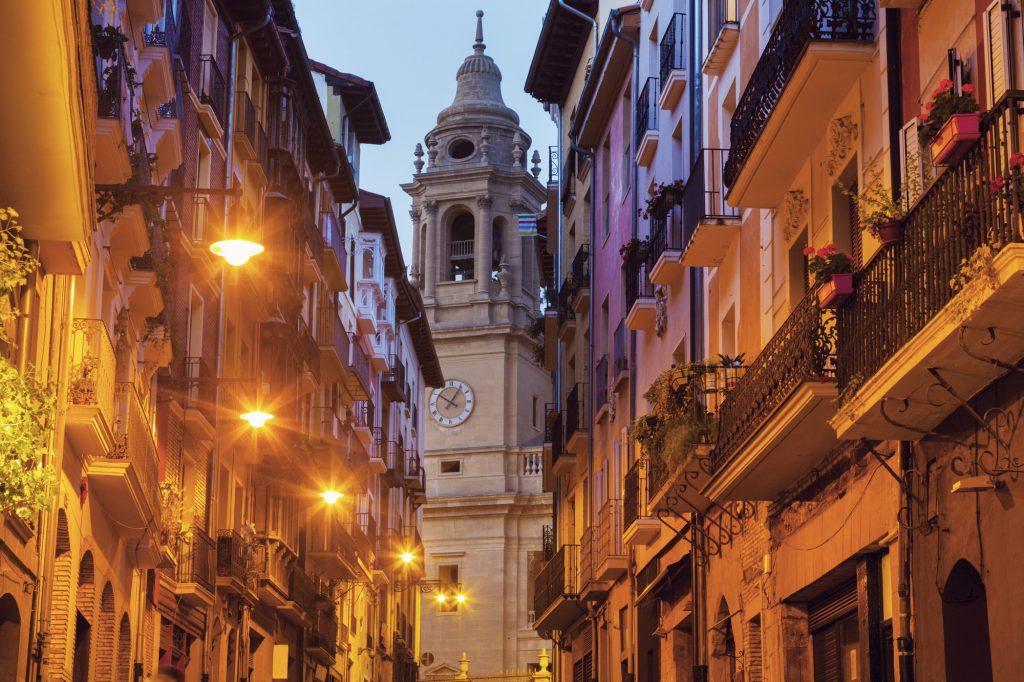 cattedrale di Pamplona Santa Maria la Real cammino di santiago