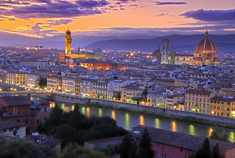 Il Battistero – Firenze