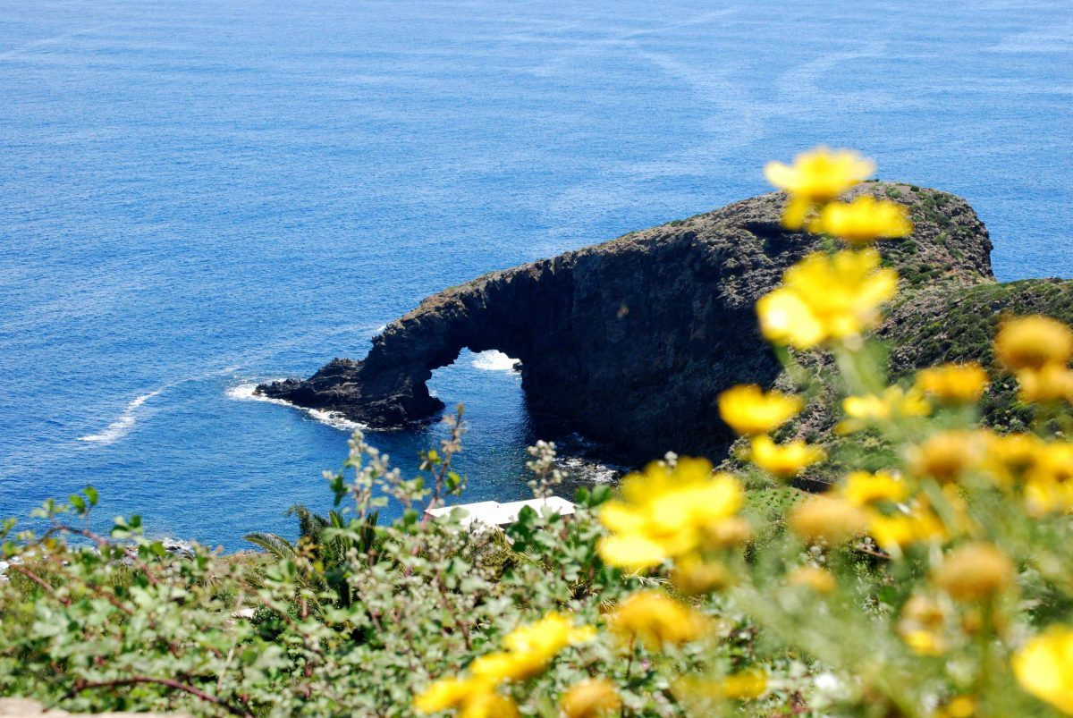 La perla nera del mediterraneo Pantelleria