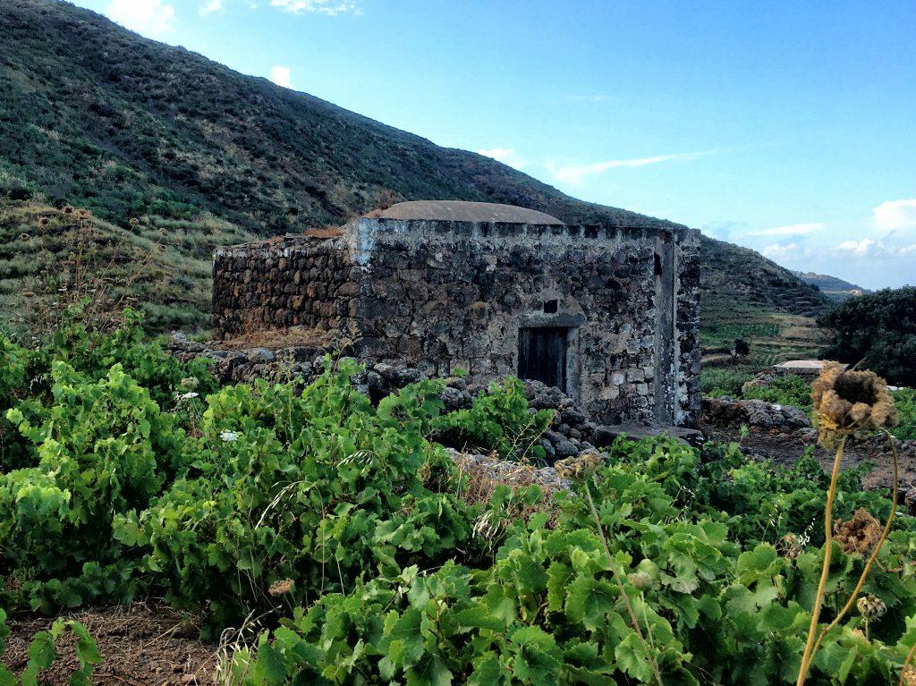 traditional dammuso house island pantelleria